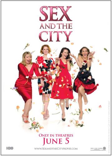 Постер сериал секс в большом городе