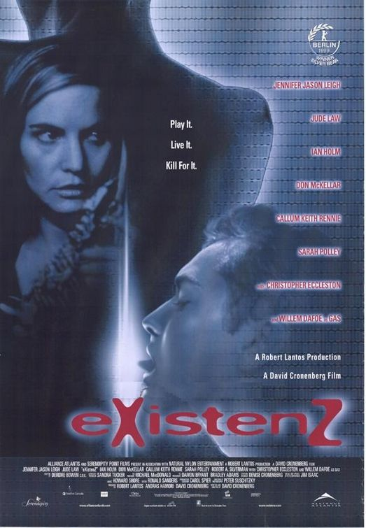 an analysis of the movie existenz by david corenberg Consumed by david cronenberg review john cusack has seen the movie industry's dark side close up the fly and existenz.