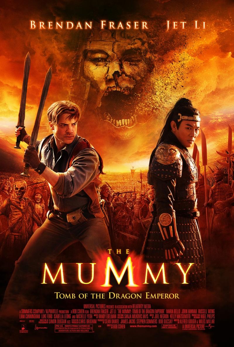 Мумия: Гробница Императора Драконов The Mummy: Tomb of the Dragon Emperor