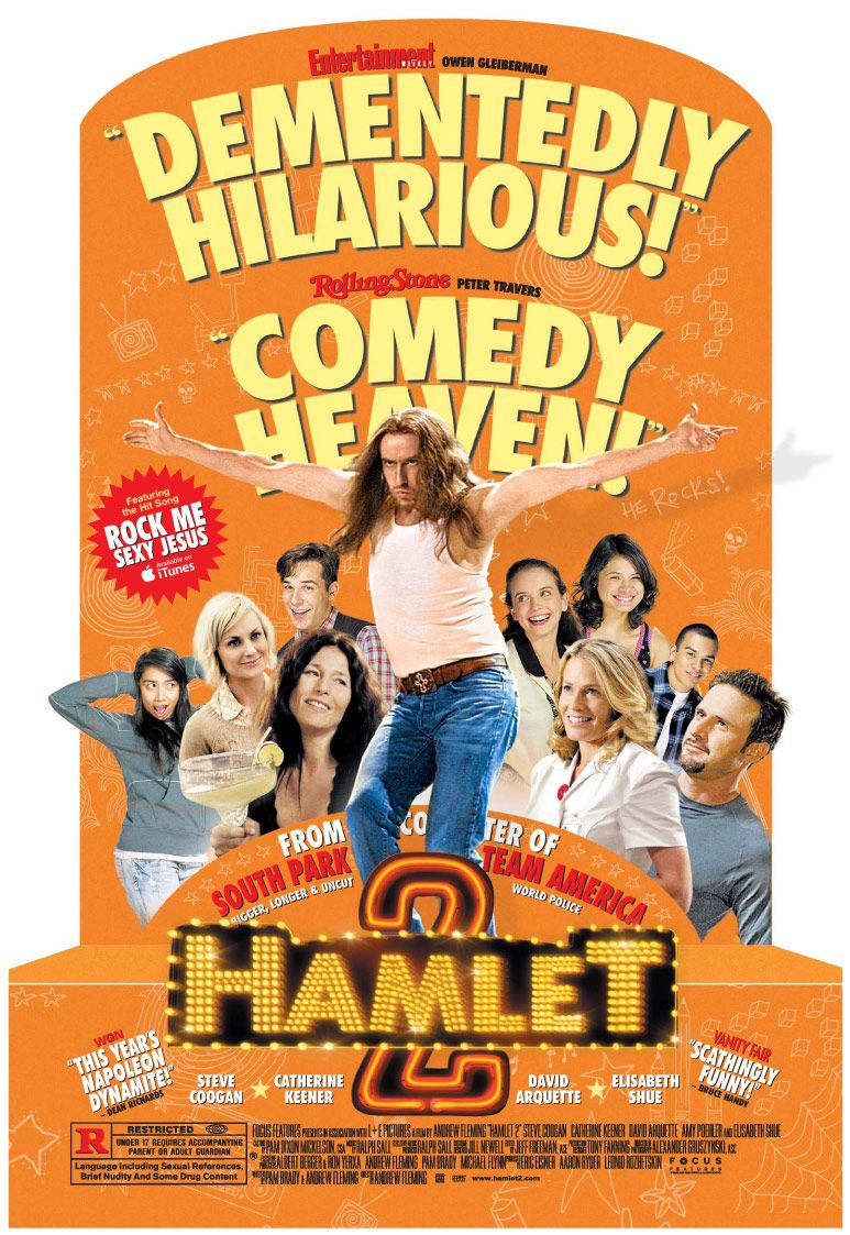 comedy in hamlet When you saw michael urie in his one-actor show, buyer and cellar, about working in barbara streisand's basement, did you think hey, that guy should play hamlet.