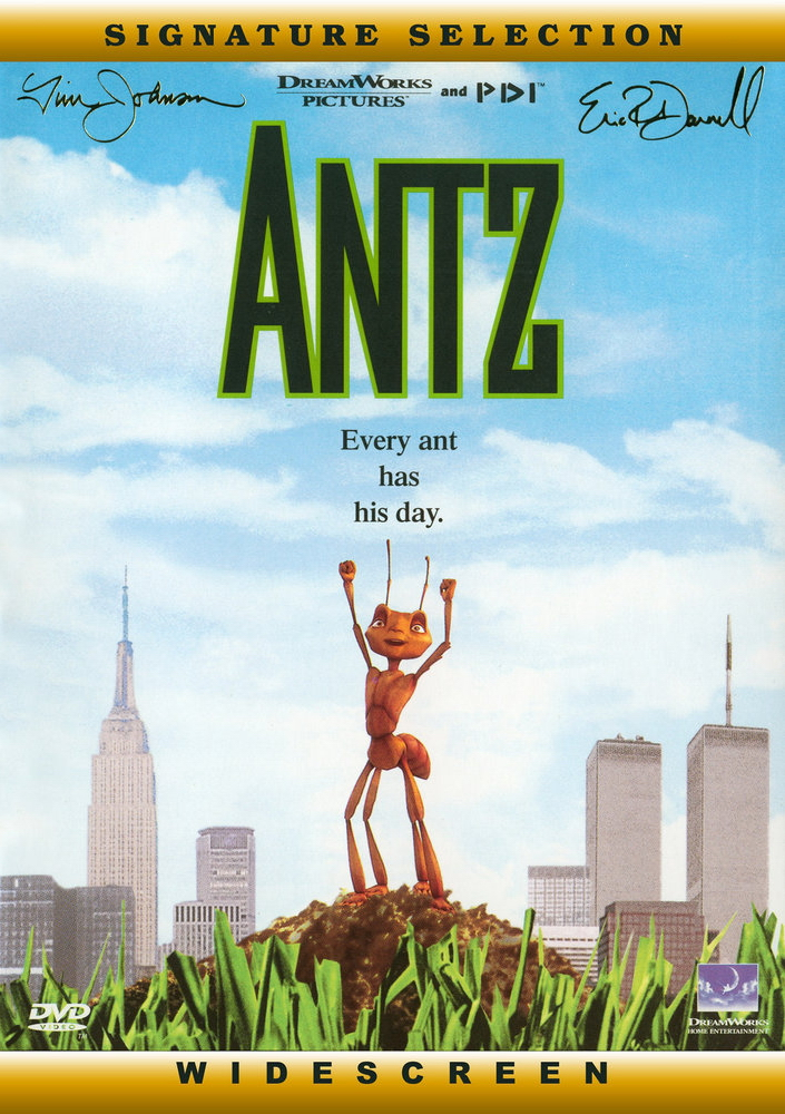 what does the film antz essay Read this essay on antz what is an organizational structure, 2013) the film antz illustrates to us how this concept is used by dividing the ant colony into their.