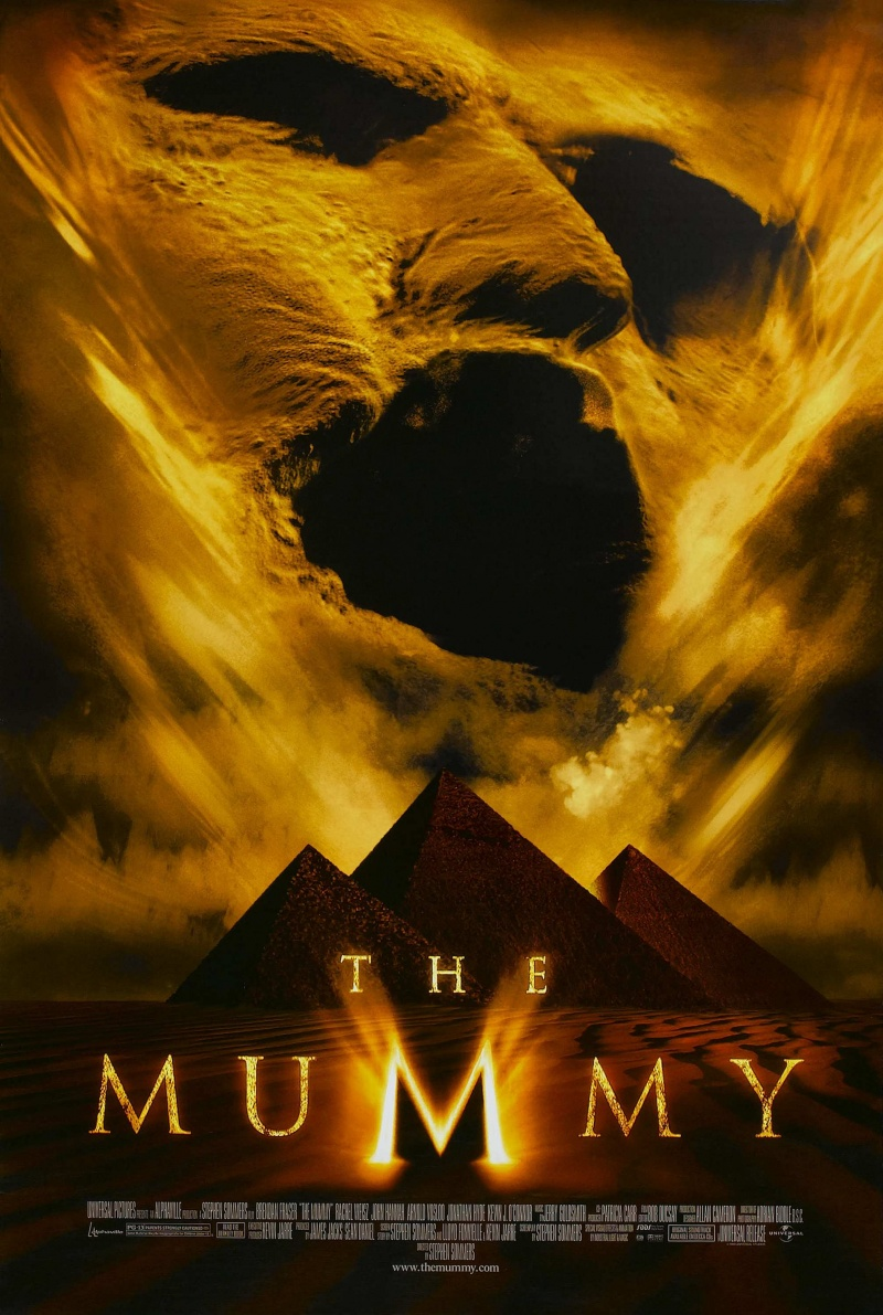 Мумия The Mummy