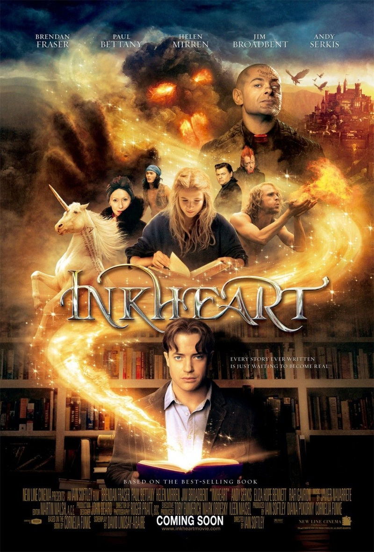 Чернильное сердце Inkheart