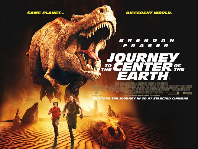 Путешествие к Центру Земли Journey to the Center of the Earth