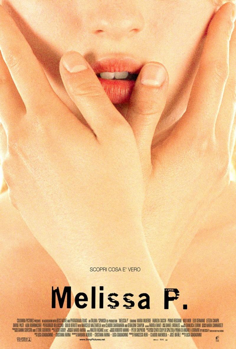 Мелисса: Интимный дневник / Melissa P. (2005) DVD5  | Лицензия