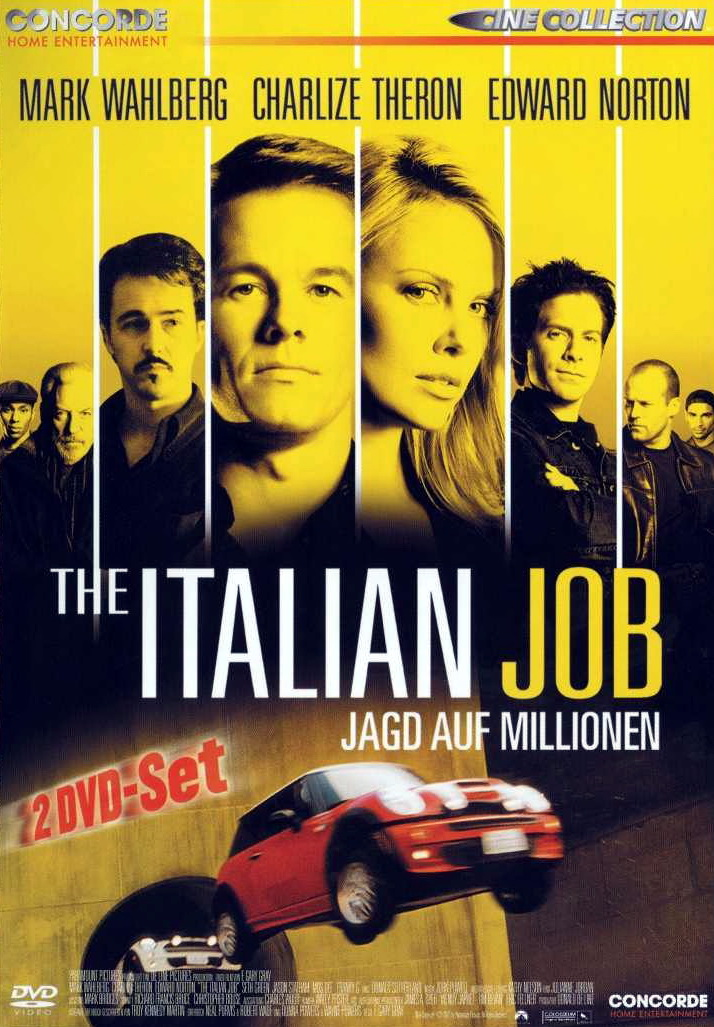 film analysis of the italian job From venice to turin then to hollywood, los angeles these are the top 5 locations from the italian job films.