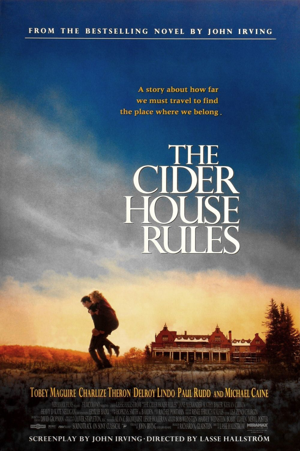 Правила виноделов / The Cider House Rules (1999)