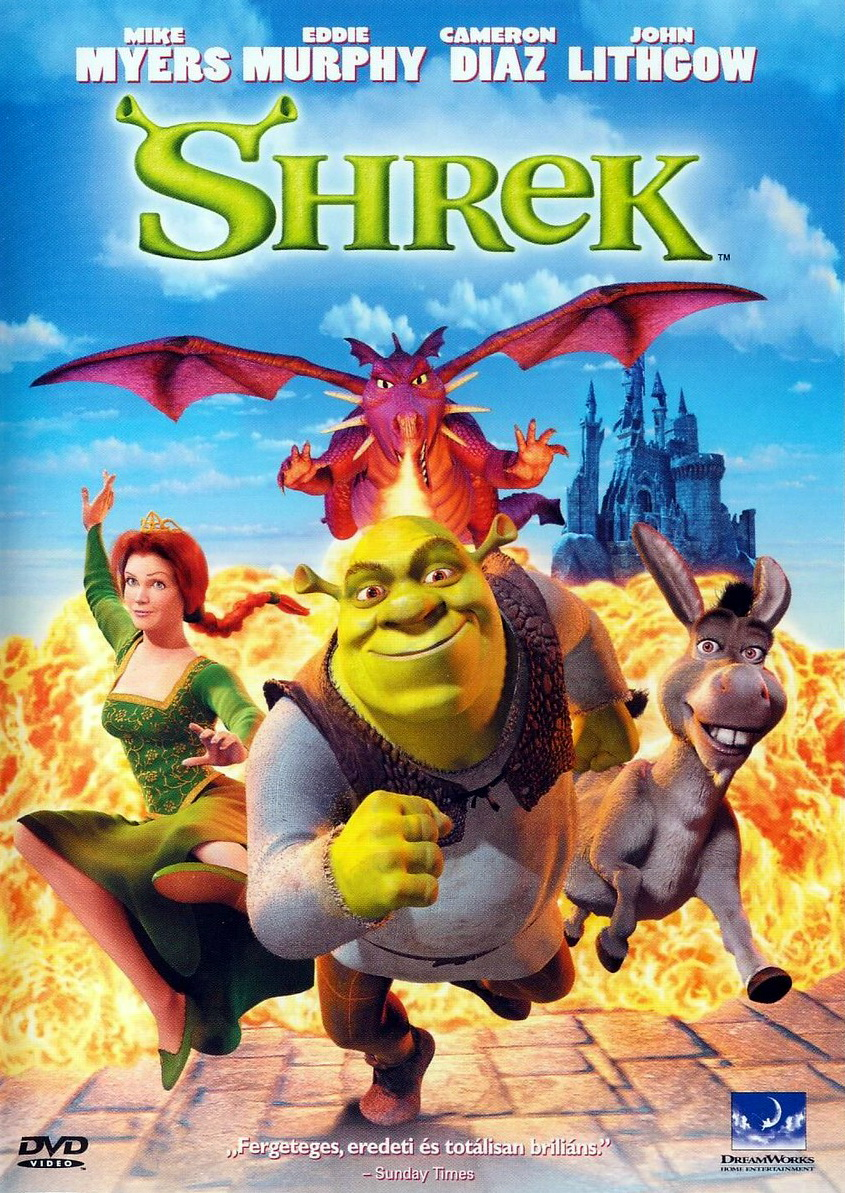 the influence of the animated movies on the watchers portraying shrek Whether it's tom hanks portraying a the pointless and endless onslaught of movies 'launching' from hollywood warp almost every aspect of shrek, beauty.