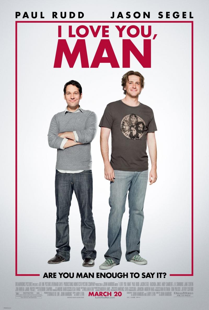 Люблю тебя, чувак / I Love You, Man (2009)
