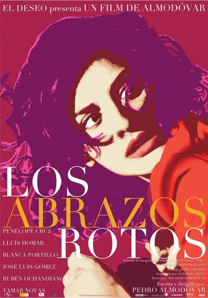 Разомкнутые объятия / Los abrazos rotos (2009)