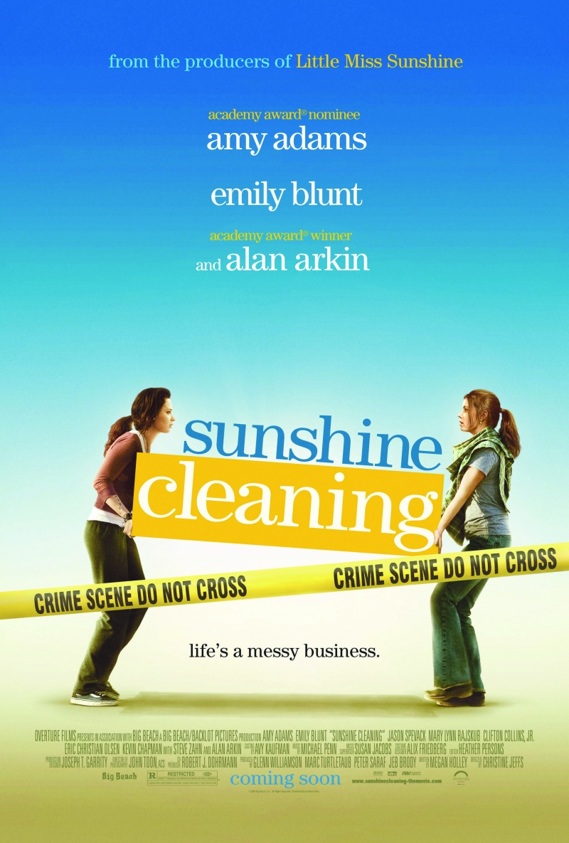 Чистка до блеска / Sunshine Cleaning (2008)