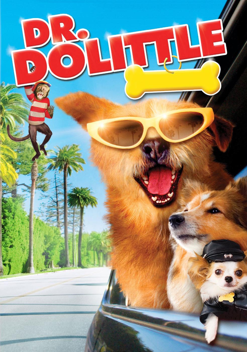 Доктор Дулиттл 5 (2009)