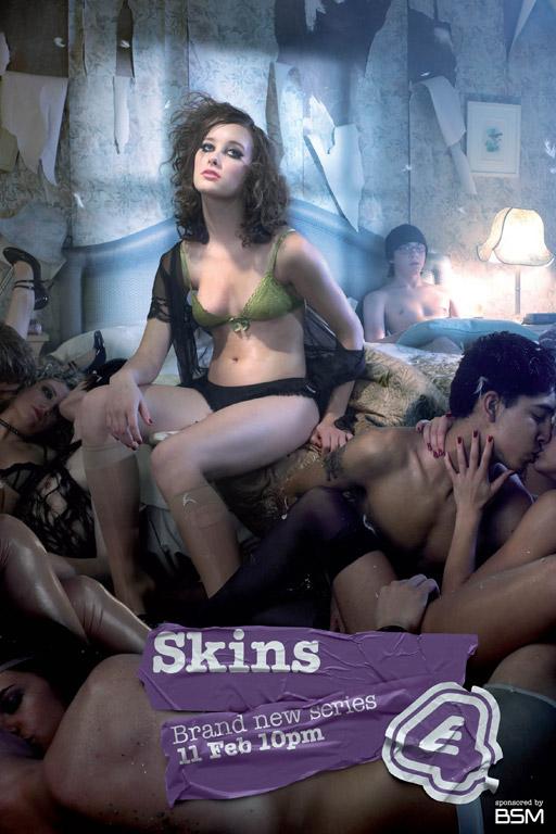 Молокососы 1-7 сезон 1-6 серия Многоголосый закадровый | Skins