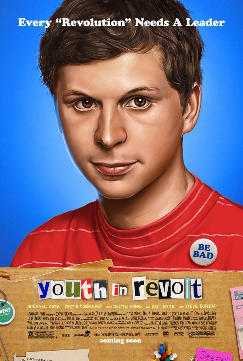 Бунтующая юность / Youth in Revolt (2009)