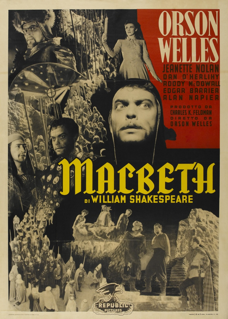 macbeth Macbeth study guide contains a biography of william shakespeare, literature essays, a complete e-text, quiz questions, major themes, characters, and a full summary and analysis.