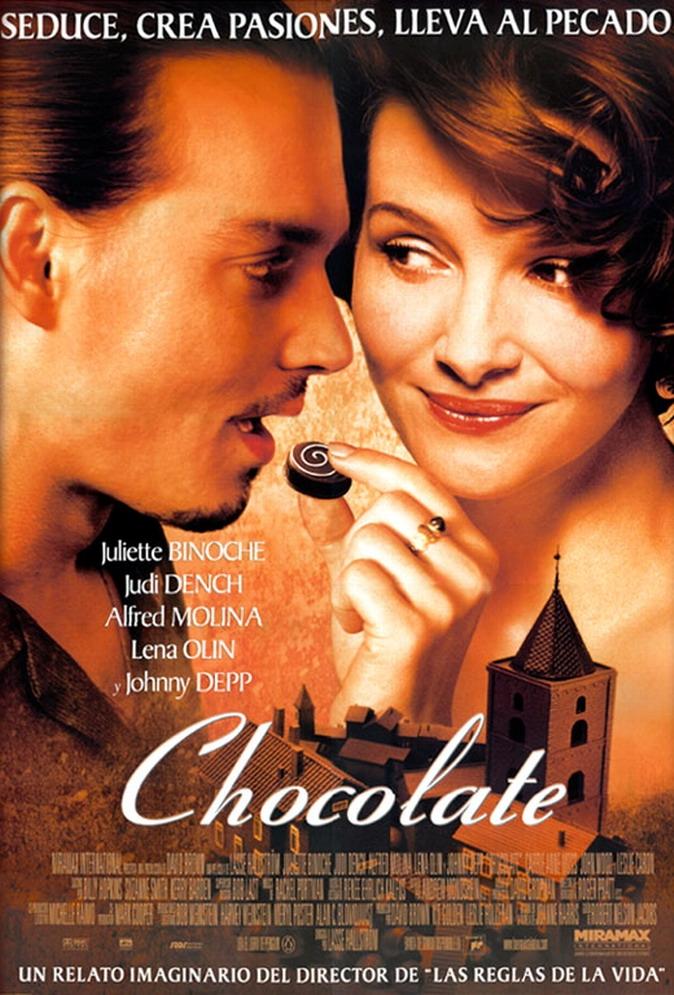 Фильмы, которые стоит посмотреть - Страница 2 Kinopoisk.ru-Chocolat-994158
