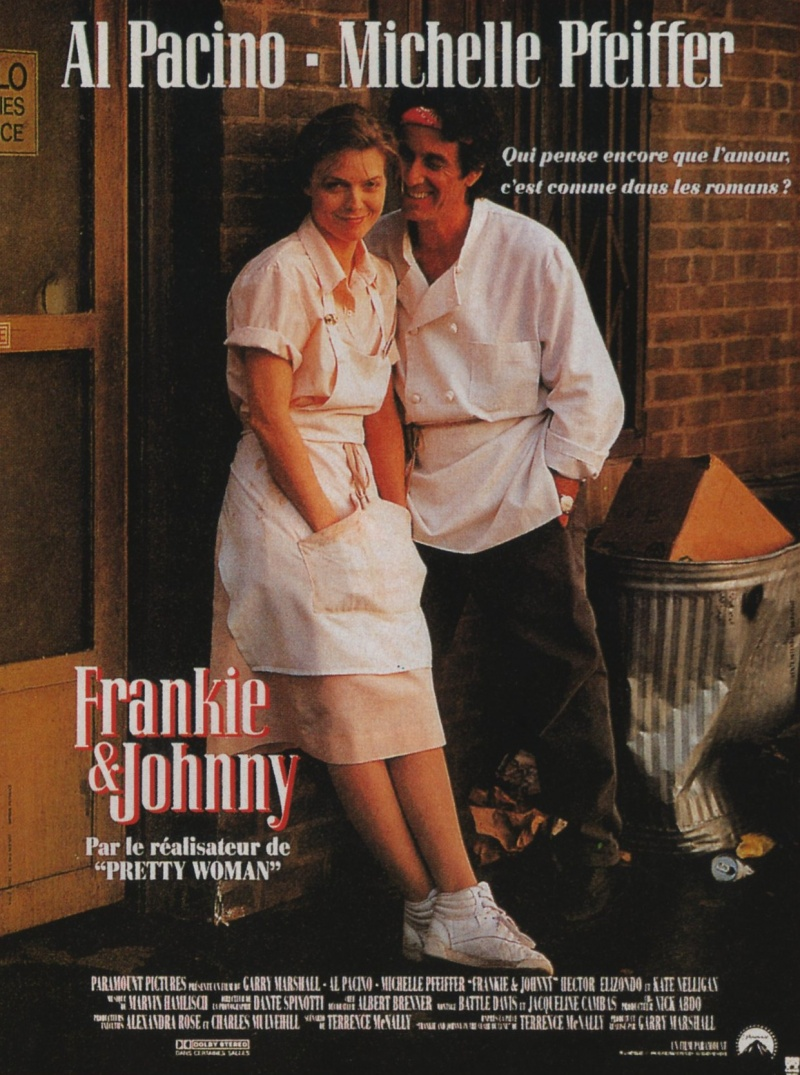 Фрэнки и Джонни / Frankie and Johnny (1991)