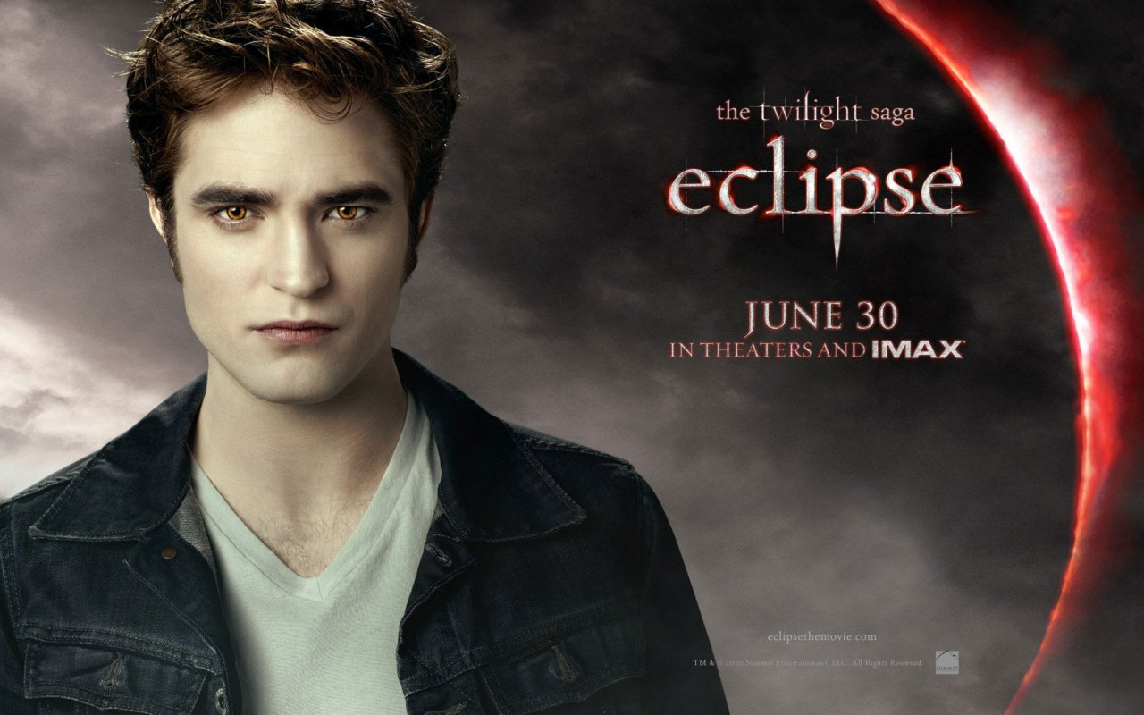 twilight eclipse Andrew pulver: rampaging hormones and overwrought teen yearning â ¦ but the third twilight movie is a well-constructed revenge plot thriller.