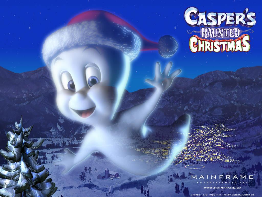 Каспер: Рождество призраков (Caspers Haunted Christmas, 2000) картинки