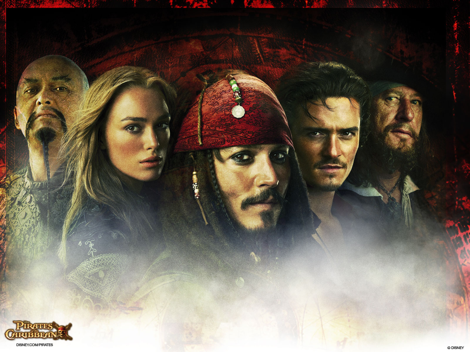 Assistir Piratas do Caribe 3 No Fim do