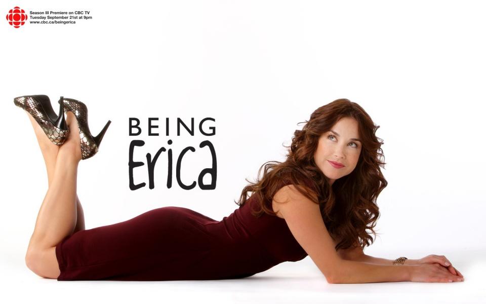 """""""Быть Эрикой"""" «Being Erica» сериал"""
