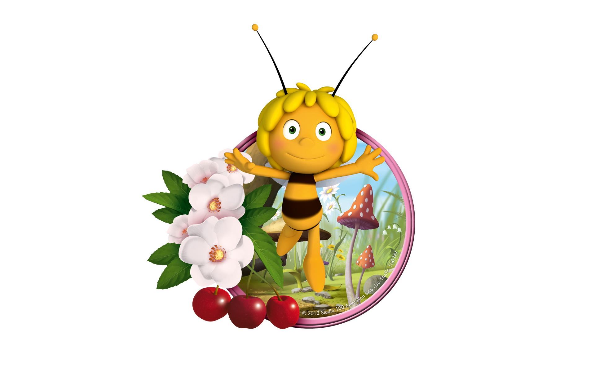 Пчелка майя картинки хорошего качества, днем рождения баба