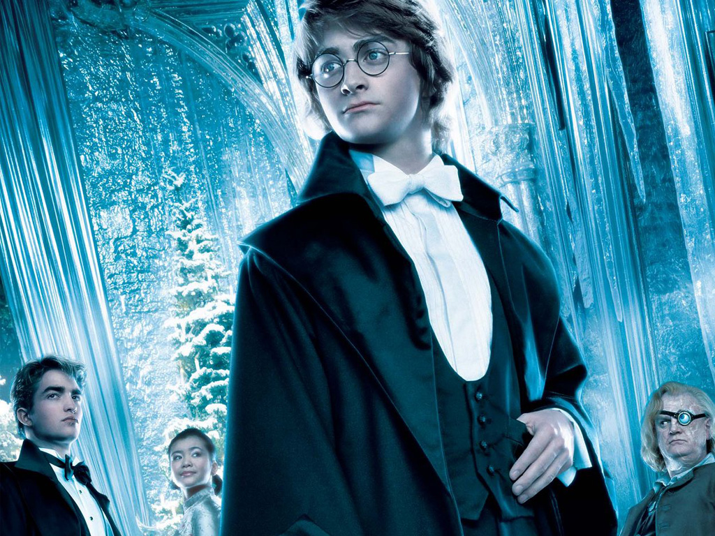 Обои: Гарри Поттер и Кубок огня / Обои фильма «Гарри ...