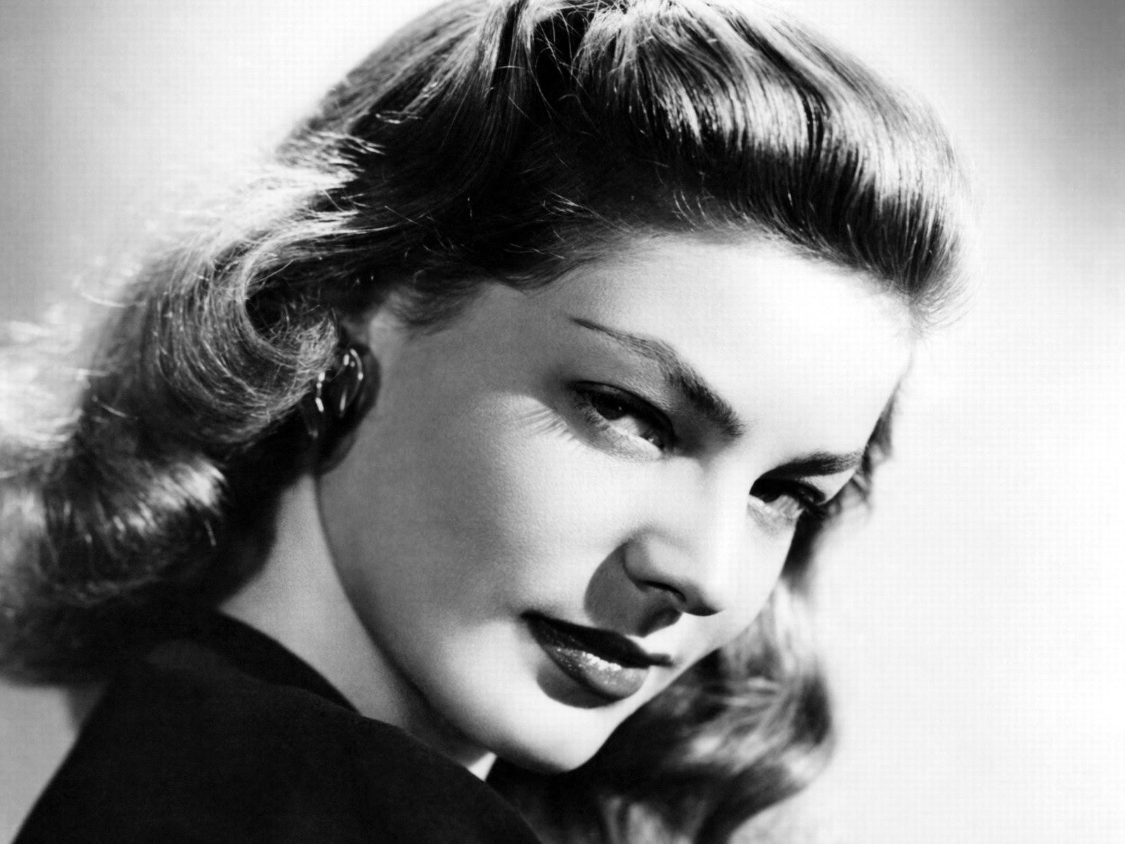 Lauren Bacall - Wallpaper Image