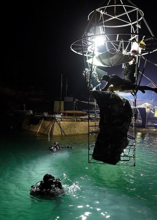 Подводные съёмки в кино