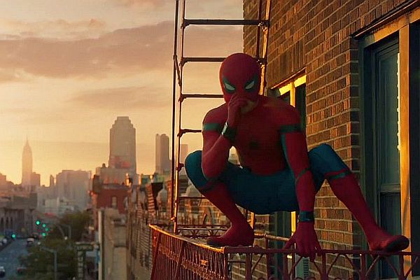 Фильм Человек паук: Возвращение домой отзывы критиков