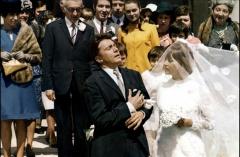 Невеста была в трауре