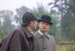 Шерлок Холмс и доктор Ватсон: Смертельная схватка
