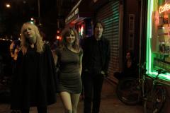 Трое в Нью-Йорке