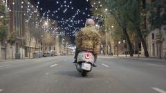 Рождественская ночь в Барселоне