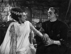 Невеста Франкенштейна
