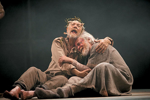 various perceptions of characters in king lear by shakespeare Essays and criticism on william shakespeare's king lear and a clearer perception of the characters and the scene through the character of king lear.
