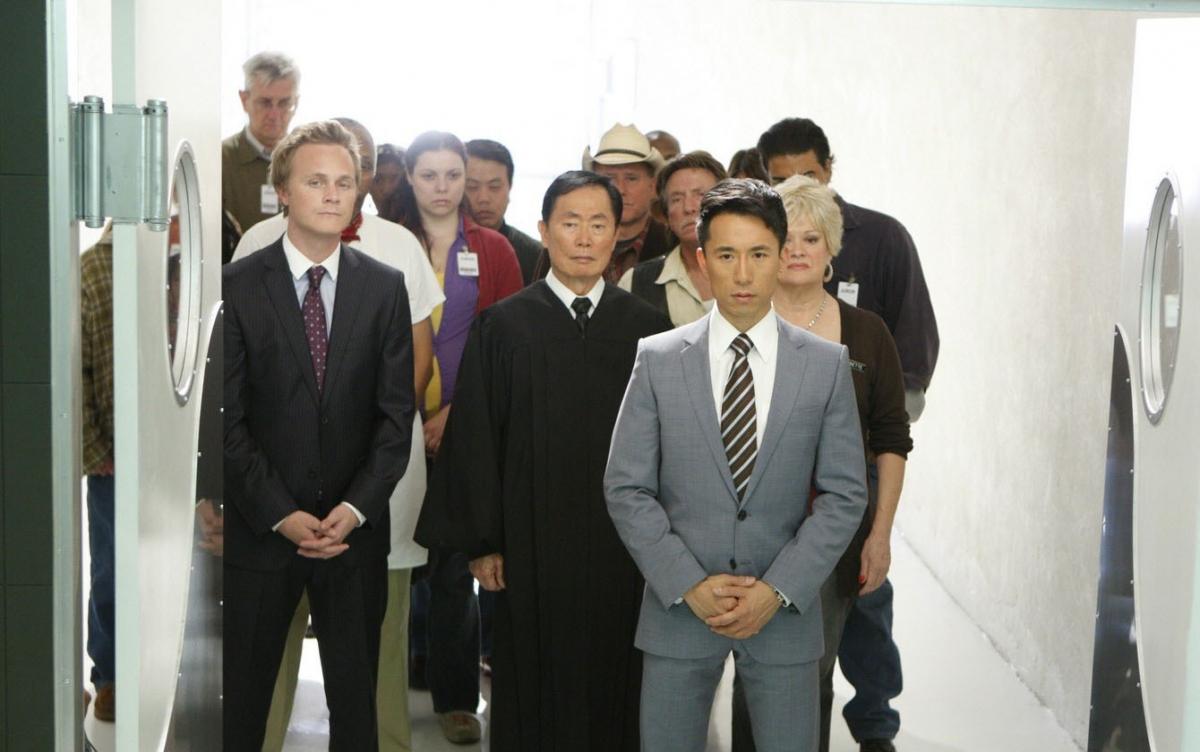 Герои (сериал 2006 – 2010) / Heroes (2006)