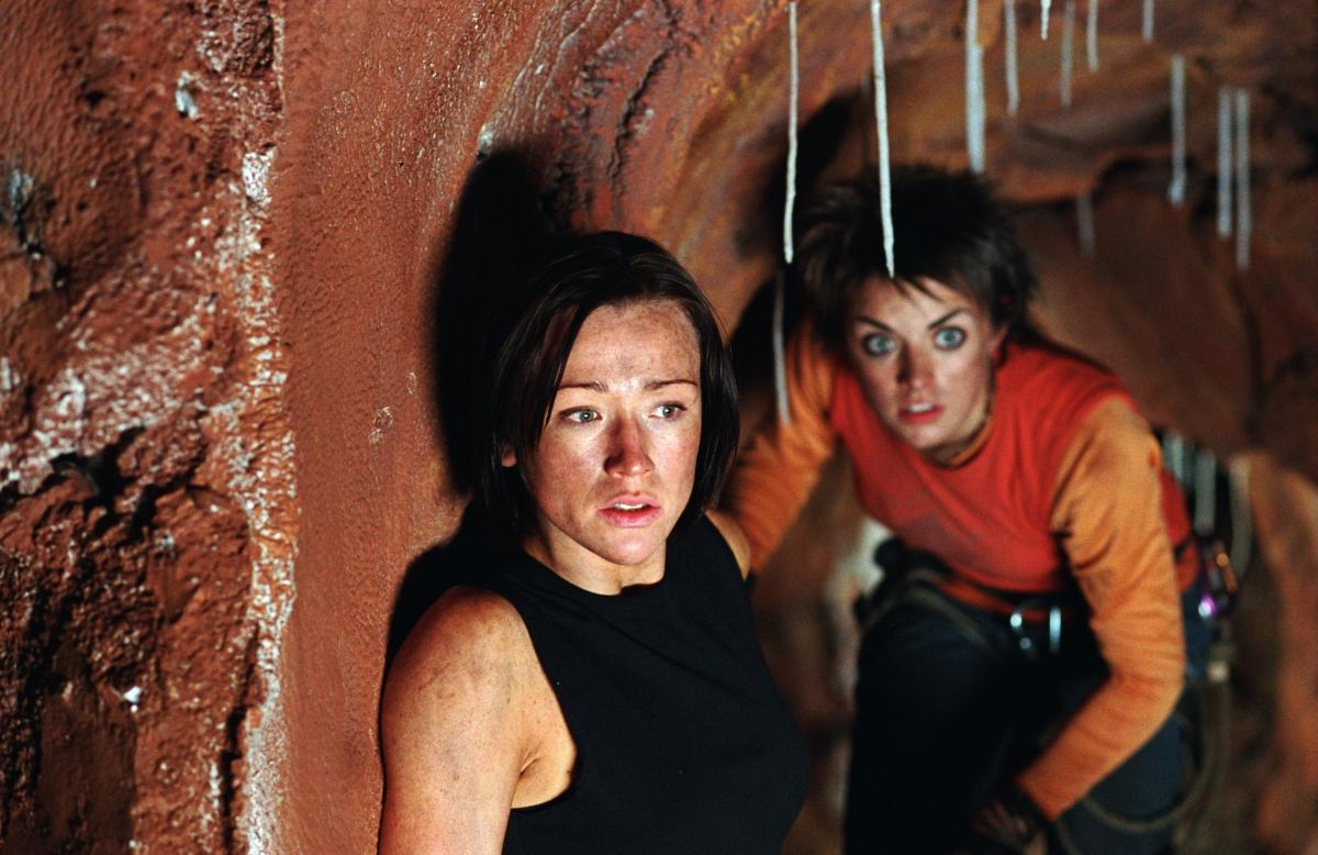 Спуск / The Descent (2005)