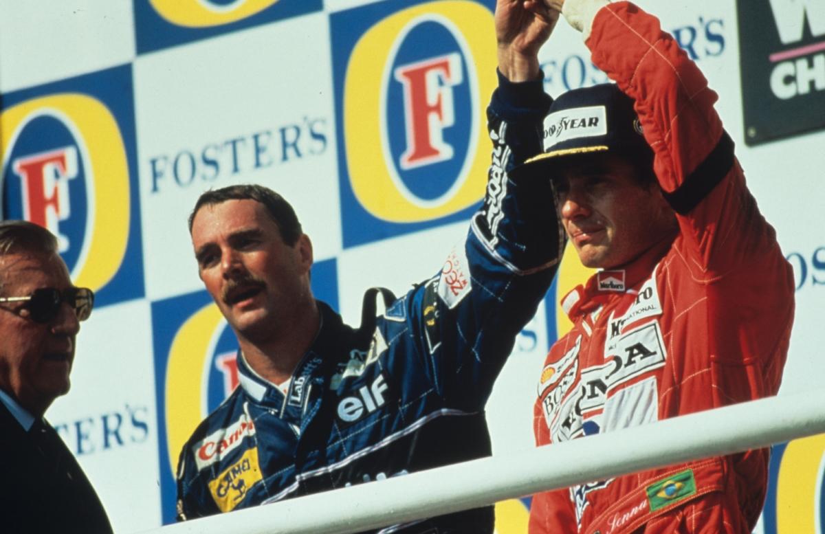 Сенна / Senna (2010)