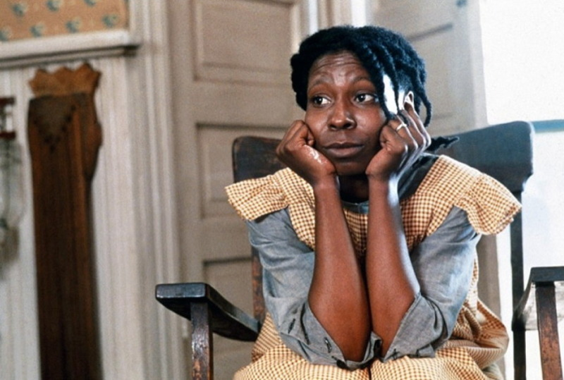 character analysis of celie in the movie the color purple Alice walker's the color purple illustrations by though the violence towards celie seems as chilling in the movie as master list of characters celie.