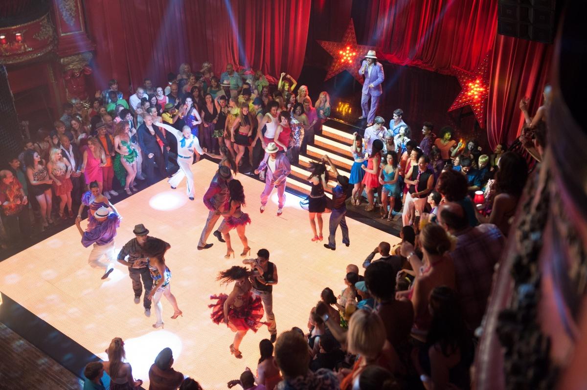 Горячие танцы негритянок