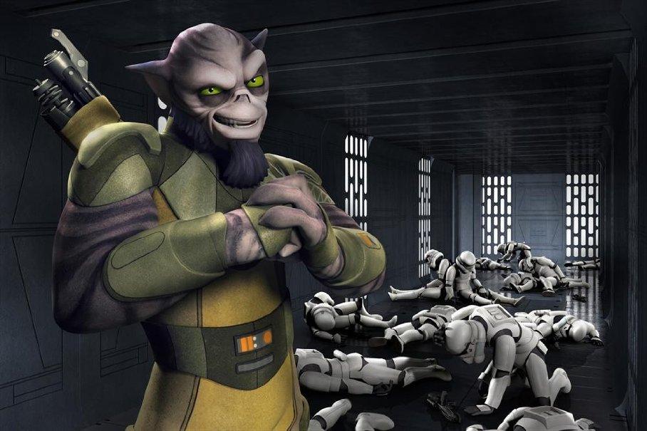 Звёздные войны: Повстанцы 3 сезон 2 серия: кадр 2