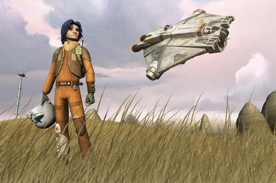Звёздные войны: Повстанцы 3 сезон 2 серия: кадр 1