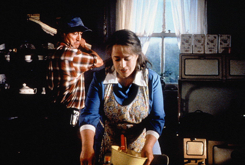 the critical events in the lives of dolores joe and selena in dolores claiborne by taylor hackford Gray isolation of dolores' is invigorating taylor hackford devoted himself to producing other directors' films for a number of movie review dolores claiborne'.
