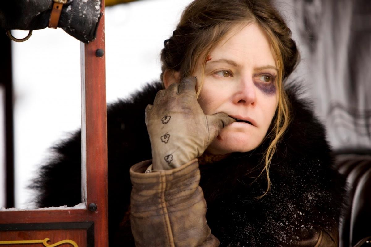 Омерзительная восьмерка / The Hateful Eight (2015)