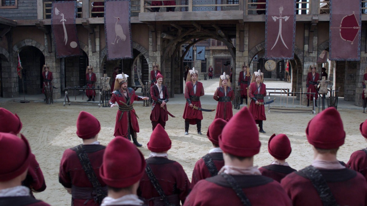 Кесем султан 25 серия: кадр 1
