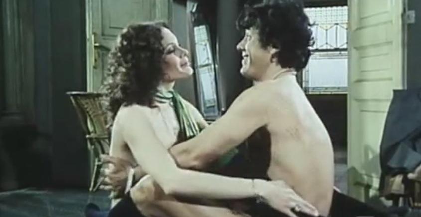 Марлон брандо и мария шнайдер последнее танго в париже анал