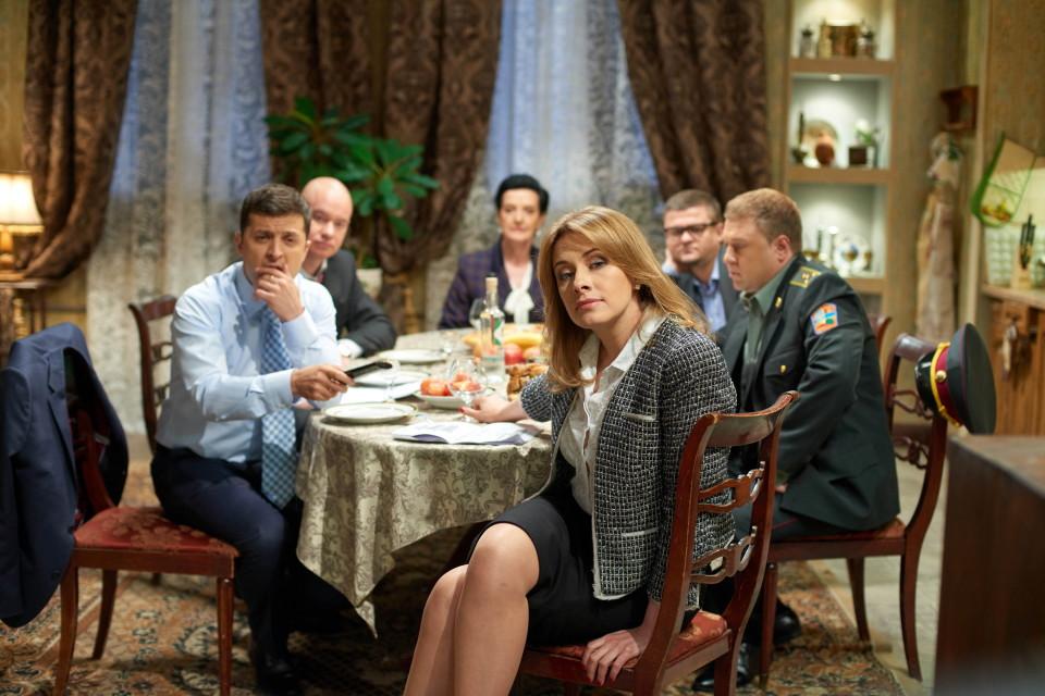 Слуга народа (сериал 2015 – ...)  (2015)