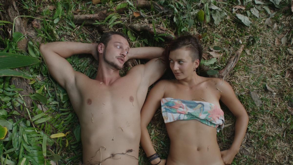 Остров 2 сезон 1 серия: кадр 3