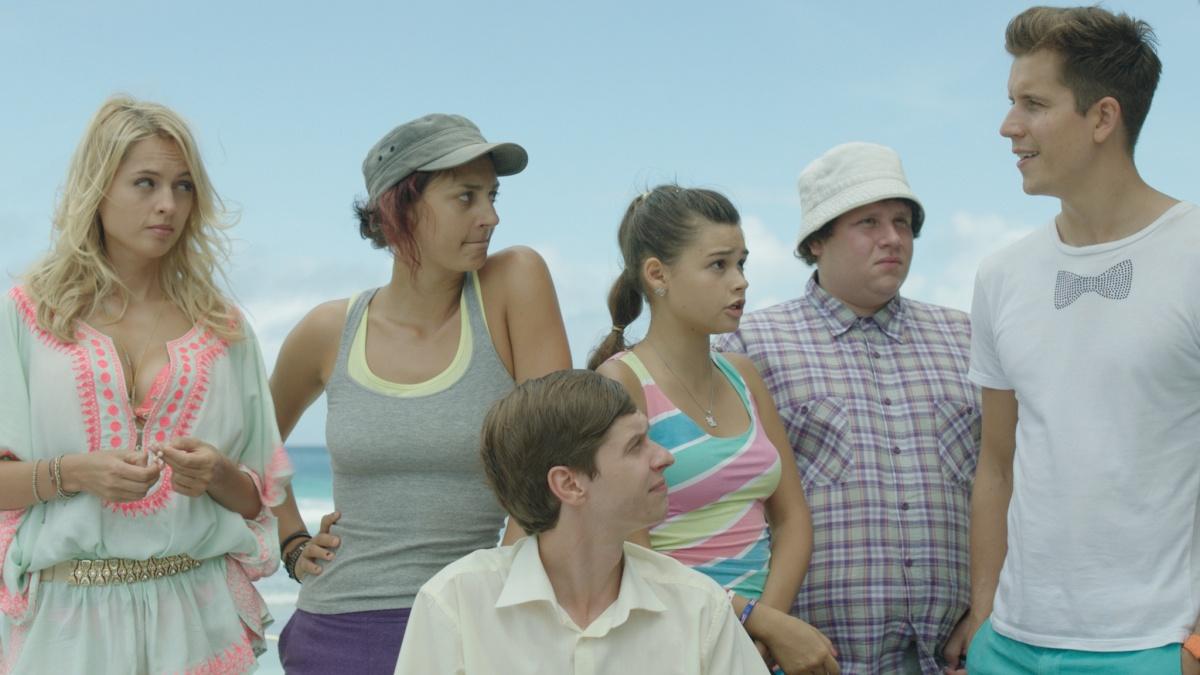 Остров 2 сезон 1 серия: кадр 1